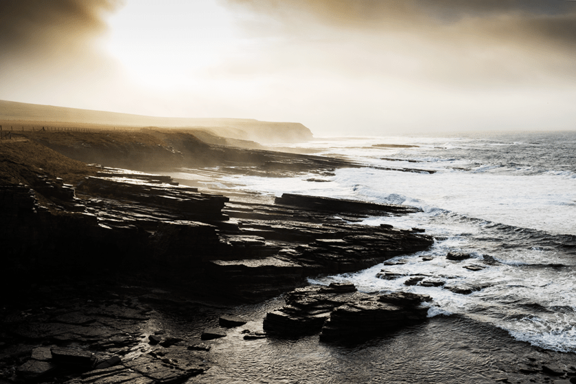 Woody Musgrove Photography Orkney Landscape Marwick Coastline