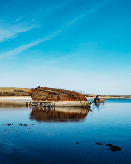 Woody Musgrove Photography Orkney Landscape Scapa