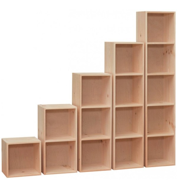 Storage Cubbies and Cubes
