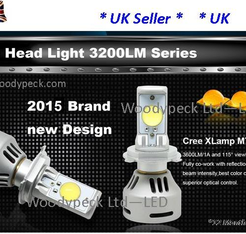 New G4 HL CREE LED Bulb