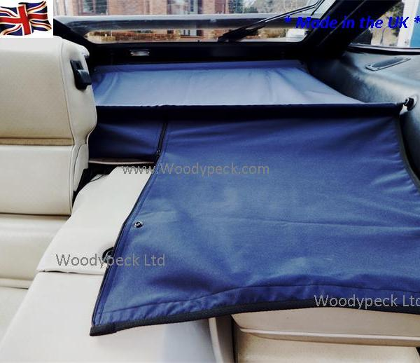 Dark Blue 928 Luggage Cover