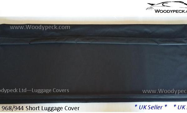 968 & 944 Luggage Compartment Covers