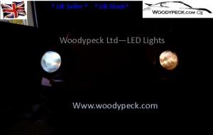 LED vs std halogen