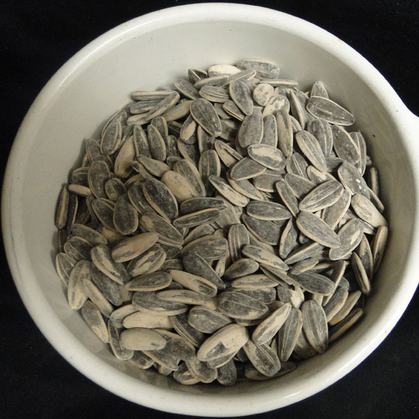 Roasted Salted in a Shell Sunflower Seeds Woody39s
