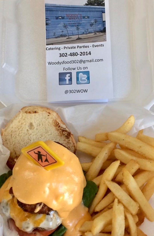 Burgers in Delaware