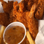 Fried Shrimp in Delaware Food Truck