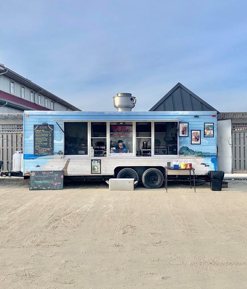 Woodys on Wheels Food Truck 2020