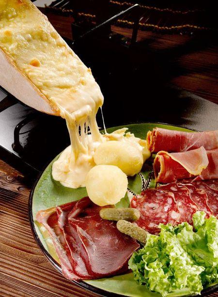 Zermatt raclette