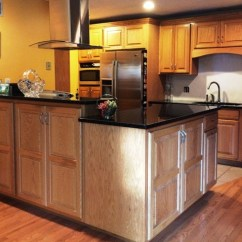 Full Kitchen Set Movable Island Our Installation Woody Woodmakers Custom Wood Design Click To Zoom