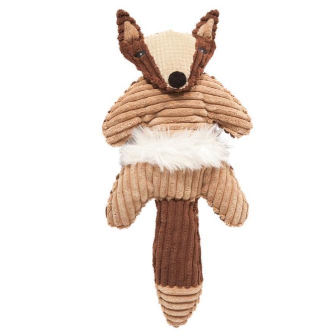 Fergus The Fox '18' Brown - Fox Dog Toy