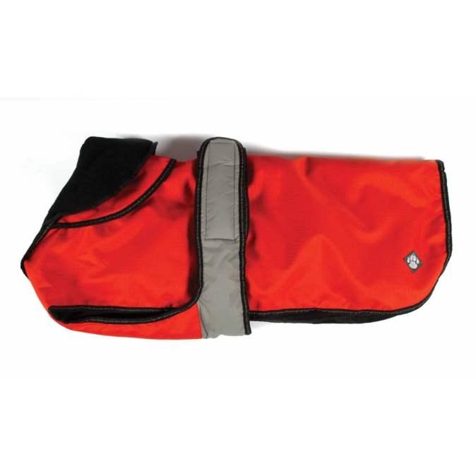 2 in 1 Ultimate Dog Coat in Red