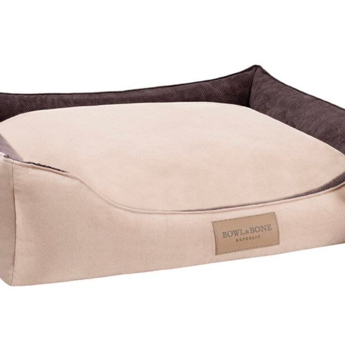 Dog Bed Classic Brown