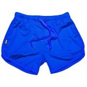 COMMANDO Athletic Shorts (Royal Blue)