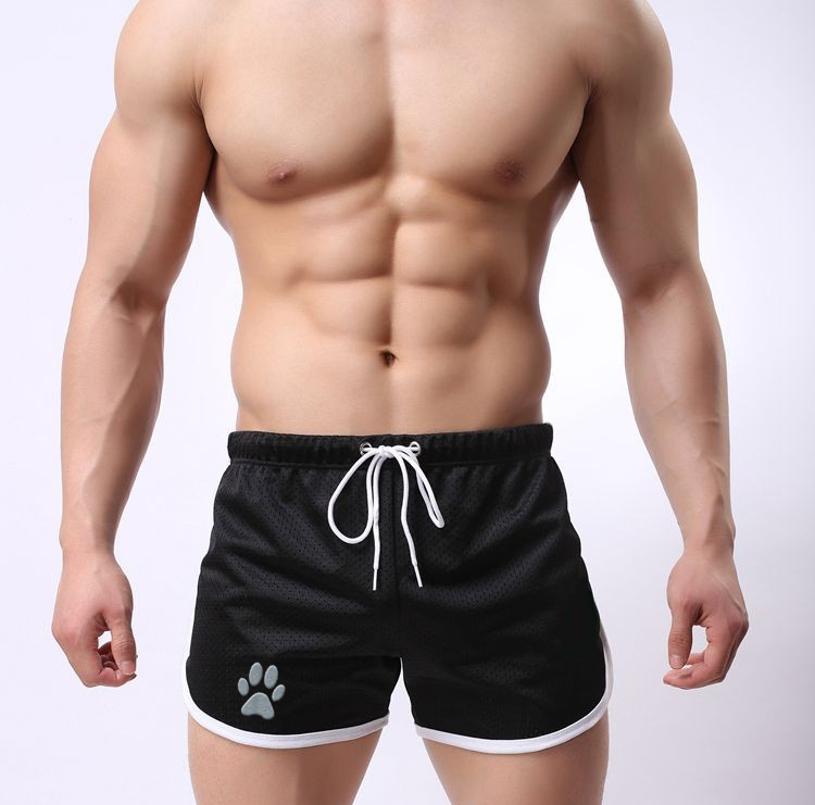 WOOF Freeball Mesh Athletic Shorts