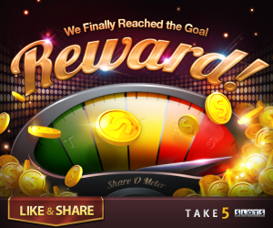 take-5-free-slot-200000-coins