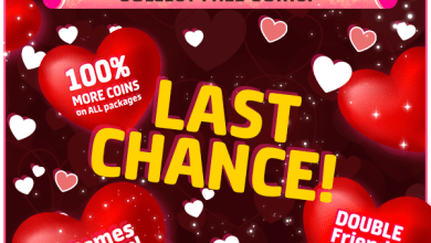 Photo of Vegas Downtown Slots & Words – Free Coins 2 – 5th Feb 2019