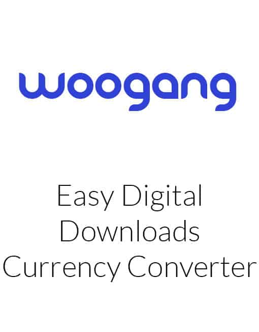 Easy Digital Downloads Currency Converter v2.1.2