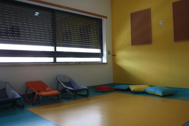Berçário Sala Parque Woogui Boogui