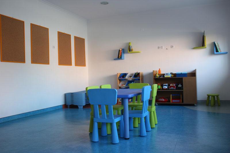 Jardim de Infância Sala Pastilhas Woogui Boogui