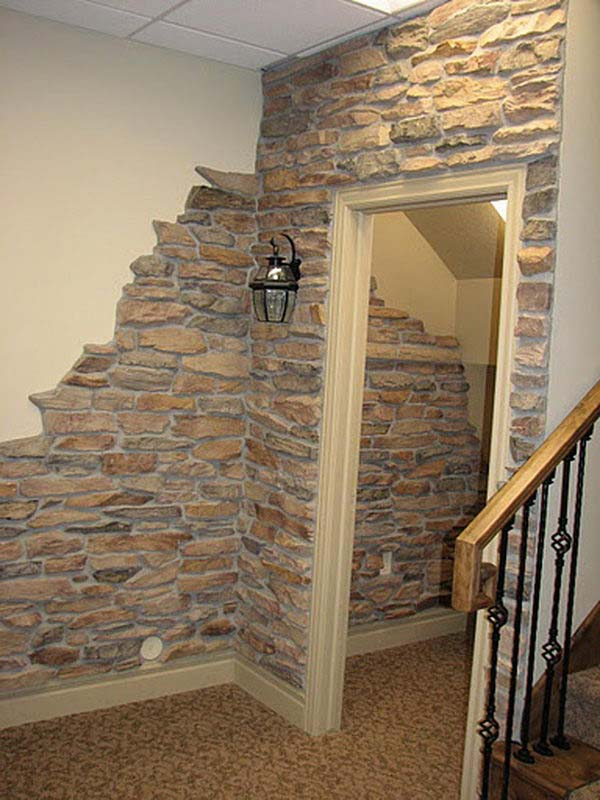 Stone Fireplace Materials Top 21 Most Genius Ideas For Home Updates With Faux Stone