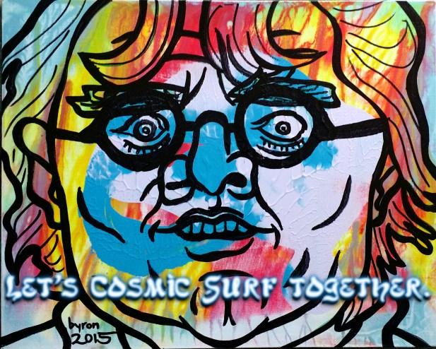 000254 - Let's Cosmic Surf Together