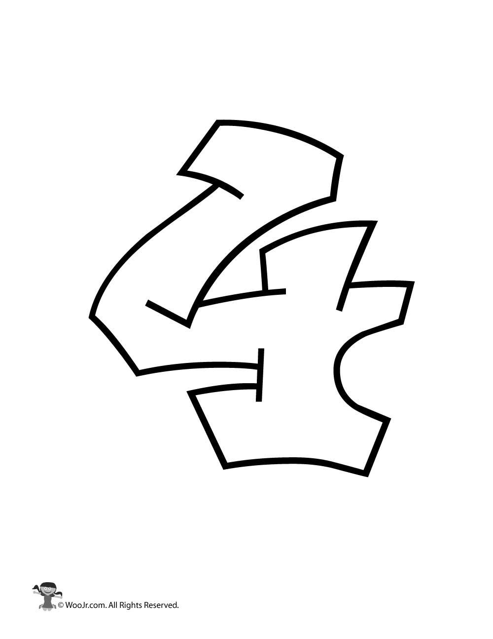 Bubble Graffiti Numbers : bubble, graffiti, numbers, Graffiti:, Graffiti, Bubble, Numbers