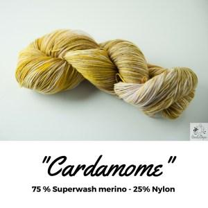 Présentation - Cardamome