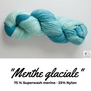 Présentation - Menthe glaciale