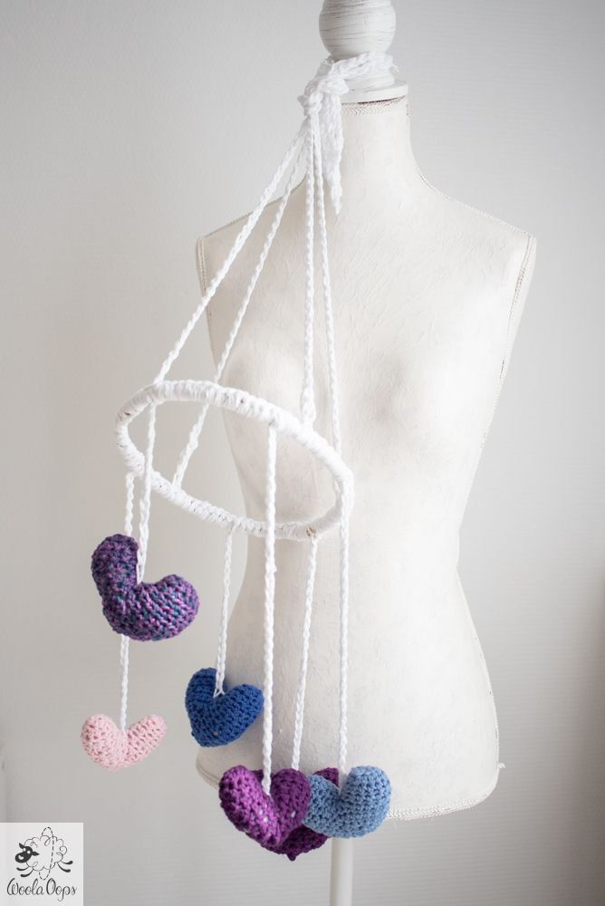 cadeau pour bébé à tricoter