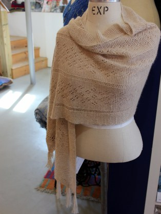 This wrap was worn in Downton Abbey!