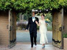 Greg & Lizzy married!