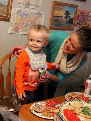 My other nephew, Logan