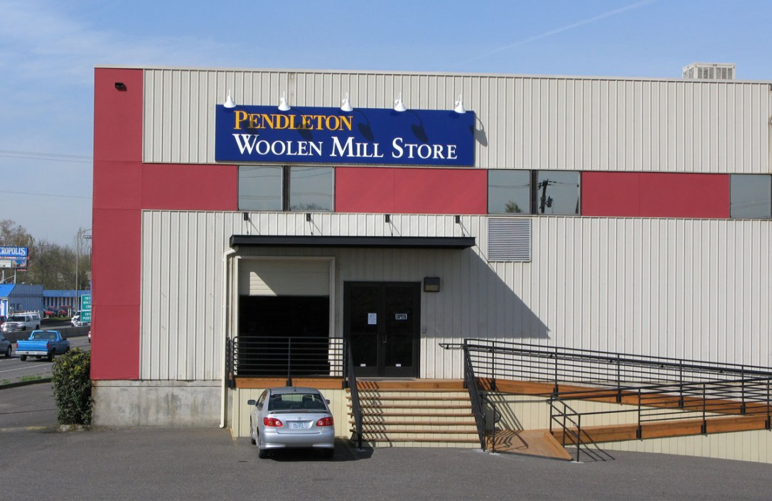 The Woolen Mill Store