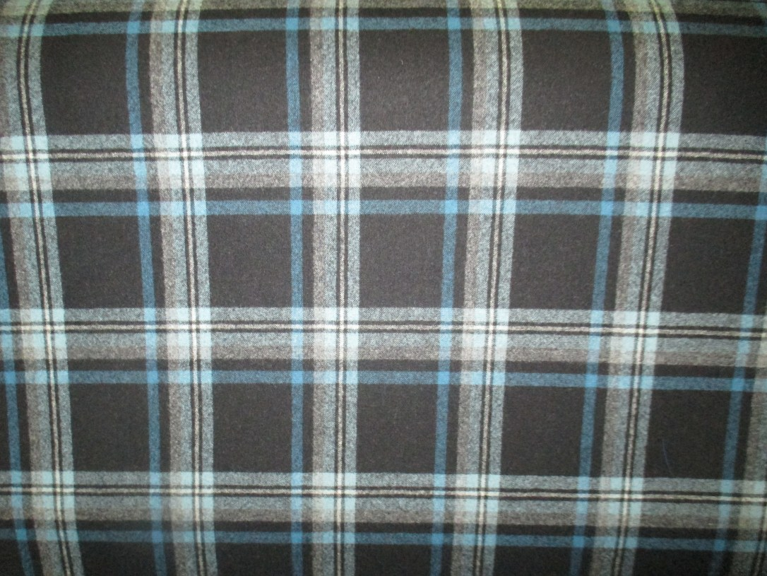 Black_Turq Plaid