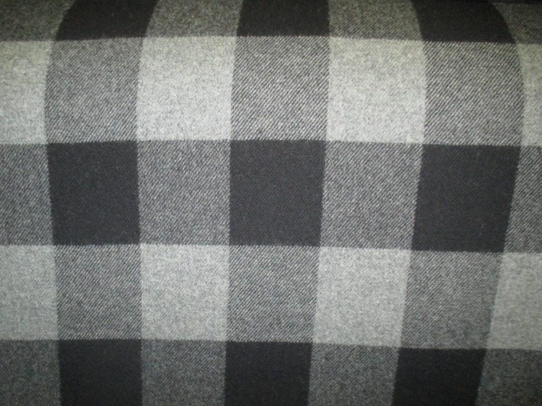 Grey_Black Buffalo Check