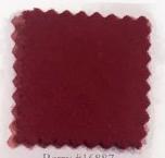 Pendleton melton wool in berry.