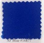 Pendleton melton wool in AF blue.