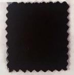 Pendleton melton wool in dark brown.