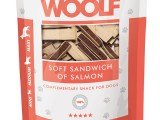 Snack Woolf Sandwich de Salmón