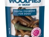 Hueso dental Fisbone para perros