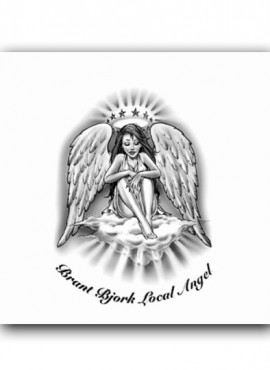 "Brant Bjork LP "" Local Angel"""