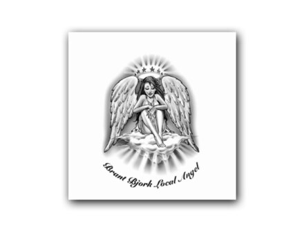 "Brant Bjork CD ""Local Angel"""