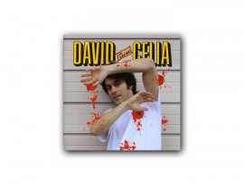 "David Celia CD ""I Tried"""
