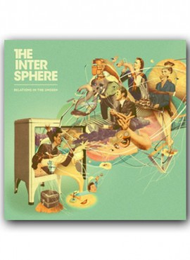 "The Intersphere 2 LP ""Relations in the unseen"""