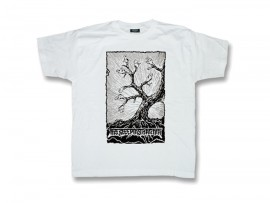 "My Sleeping Karma T-Shirt ""Tree white"" Man"