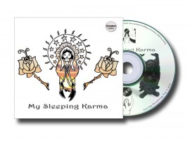 "My Sleeping Karma CD ""Self Titelt"""