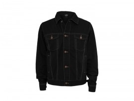 "Urban Classics Denim Jacket ""Black Raw"""