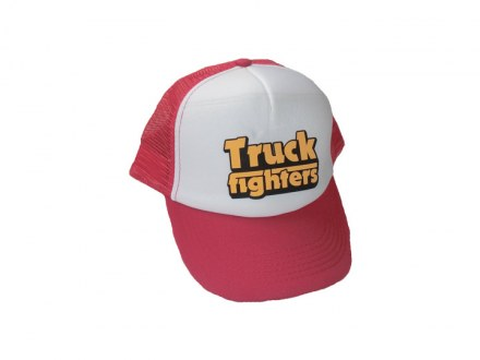 "Truckfighters Cap ""red"""