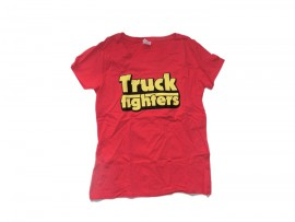 "Truckfighters T-Shirt ""Classic – red"" Man"
