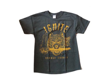 "Ignite T-Shirt ""Wolf"" Man"